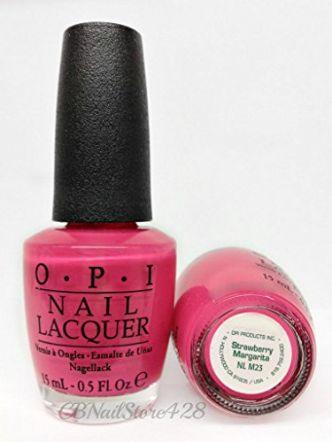 Nail Lacquer 0.5oz/15ml - NL M23 Strawberry Margarita ()