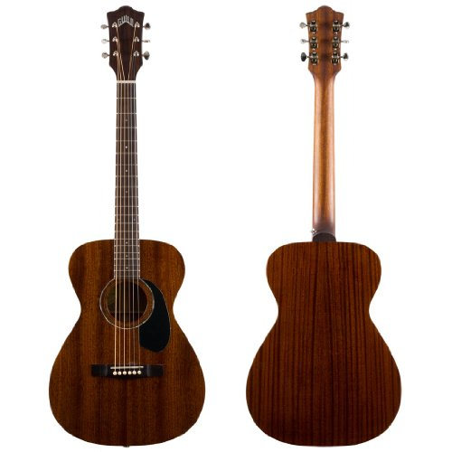 Guild M-120E GAD Series Small Body Acoustic-Electric Guitar