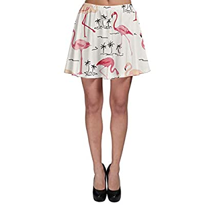 CowCow Women's Ugly Xmas A Line Skirt Aztec Deer Snowflakes Holiday Skater Skirt