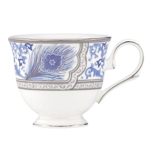 Lenox Marchesa Couture Tea Cup, Sapphire Plume