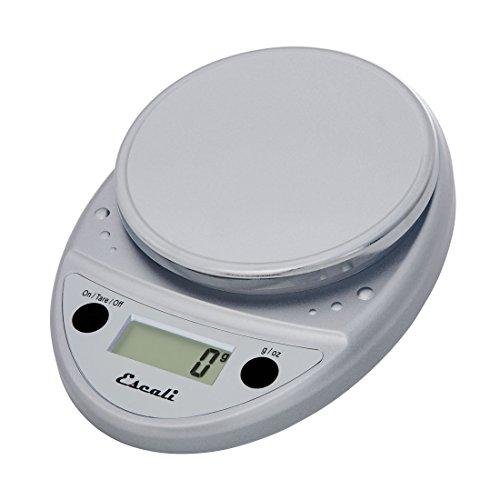 Escali Primo P115C Precision Kitchen Food Scale for Baking and...