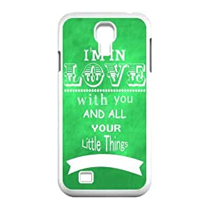 diy zhengPersonalized Aesthetic iPhone 6 Plus Case 5.5 Inch iPhone 6 Plus Case 5.5 Inch Hard Case Cover with I'm In Love With You Case Perfect as Christmas gift(3)