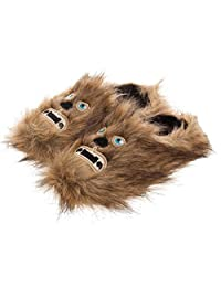 Star Wars Chewy Scuff Slippers, Large