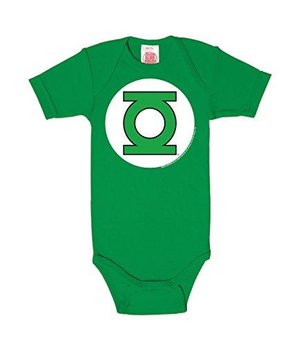 Baby Body Lanterna Verde Logo - Tutina Da Neonato DC Comics ...