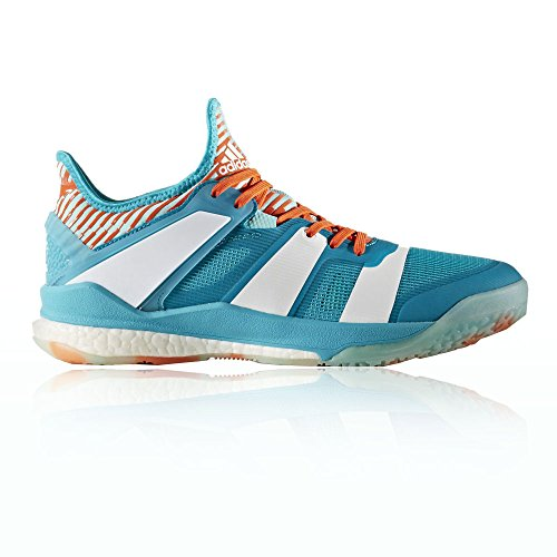 Adidas Uomini Stabile Scarpe Pallamano X, Blu, Blu Xxl (azuene / Ftwbla / Energi)