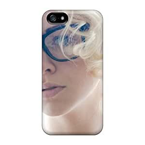 Premium Blondes Girls White Glasses Heavy-duty Protection Case For Iphone 5/5s