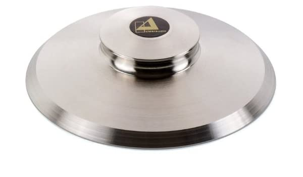 Clearaudio palets-presseurs Quadro Clamp Flat Steel: Amazon.es ...