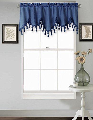 GorgeousHomeLinen Elegant Waterfall Dressing Valance product image