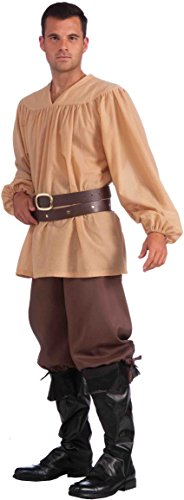 Plus Size Medieval Brown Knickers - X-Large - Brown Knickers