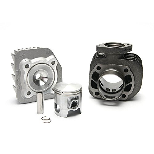 Malossi Cylinder (Malossi Cylinder Kit (72 cc, Cast Iron, 2T, AC); Kymco)