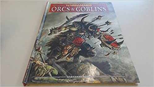 Warhammer Army Book Orcs Goblins