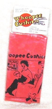 Traditional Gag Whoopie Cushion Toy, Practical Joke