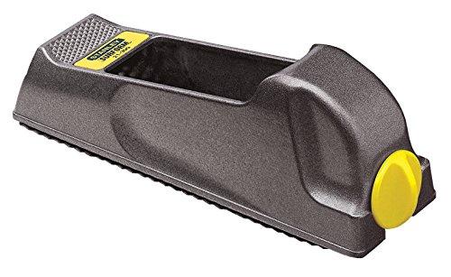 Stanley Surform Blockhobel, umstellbares Blatt, Feinschliffblatt, Blattlänge 140mm, Gesamtlänge 155mm,5-21-399