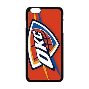 JIANADA Oklahoma City Thunder Logo Phone Case for iPhone plus 6 Case