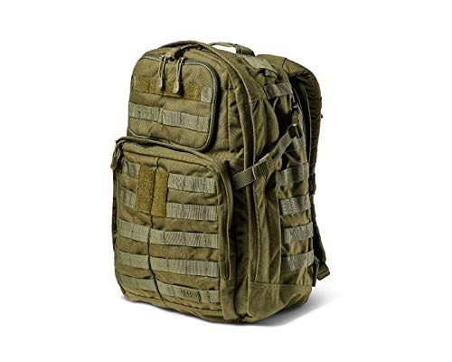 5.11 RUSH24 Tactical Backpack, Medium, Style 58601, TAC OD