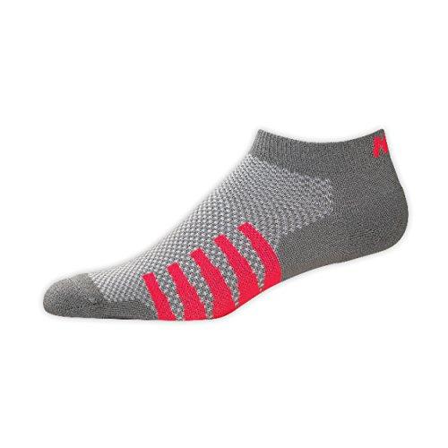 New Balance Unisex 1 Pack Technical Elite NBX Cocona Low Cut Socks Pink/Grey - Cut Low Elite Socks