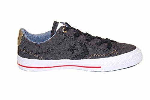 Converse Unisex Star Player 151310C Turnschuhe Black