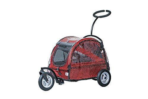 AirBuggy for Pet 에어버기(에어 배기(baggy) 애완캐리어/유모차용품 트윙클용 레인 커버