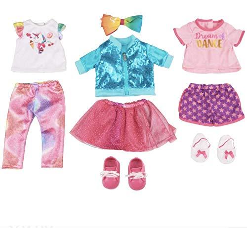 (My Life As 9-Piece JoJo Siwa Doll Outfits)