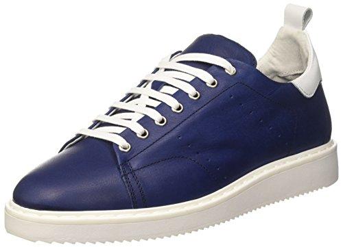 Antony Morato Mmfw00912-le300030, Sneaker Uomo Blu (Deep Blu)