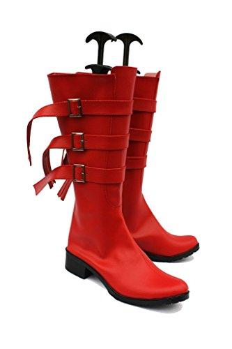 One Piece Anime Perona Cosplay Shoes Boots Custom Made 2 44bXDu