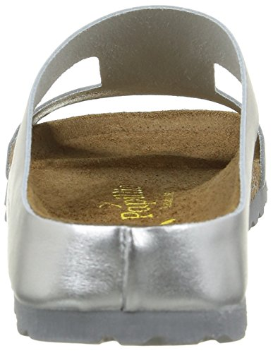Papillio Women's Charlize Mules Silver Size: 7 8BfUNnV