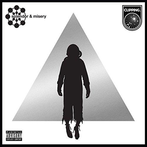Cassette : Clipping - Splendor & Misery (Cassette)