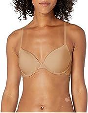 Calvin Klein Women's Constant Convertible Strap Lightly Lined Demi Bra