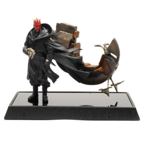 Star Wars: Episode I: The Phantom Menace Darth Maul & Bloodfin Statue