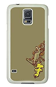 carrying Samsung Galaxy S5 covers Lab Rat Funny PC White Custom Samsung Galaxy S5 Case Cover by supermalls