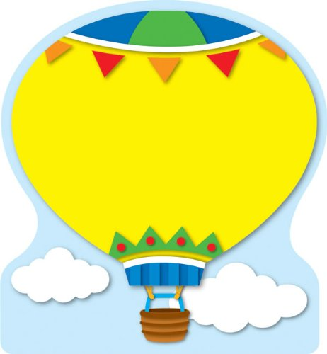Carson Dellosa Hot Air Balloon Notepad (151040) for $<!--$2.99-->