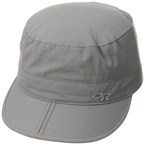 Outdoor Research Radar Pocket Cap, Pewter, X-Large