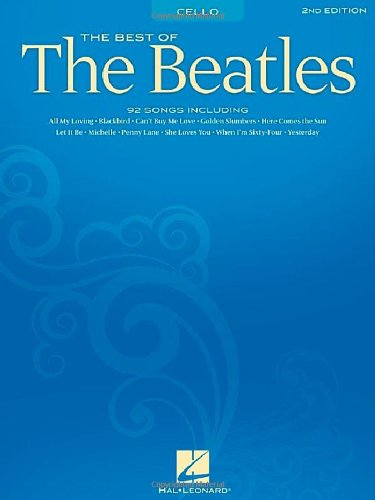 - Best of the Beatles for Cello