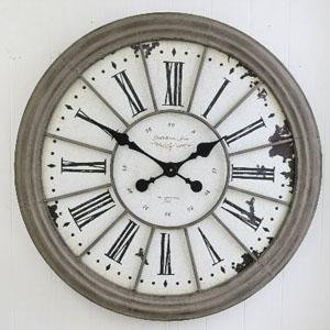 【ルーヴルラージクロック 壁掛け時計 アンティーク おしゃれ】 コベントガーデン covent garden CO-BX-92 B00B17A736