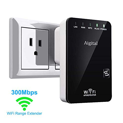 Wifi Extender Blast Wireless Internet Booster For Home 300mbps Long Range Wifi Repeater Wlan Signal Amplifier 2 4ghz Network Mini Wifi Router For Phone Computer Smart Tv And More