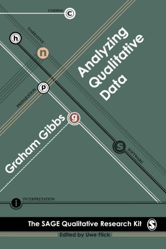 Analyzing Qualitative Data (Qualitative Research Kit)