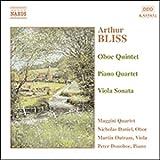Bliss: Oboe Quintet, Piano Quartet, Viola Sonata