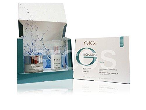 GIGI Bioplasma Set (Serum Suprem & Moisturizer Supreme SP...