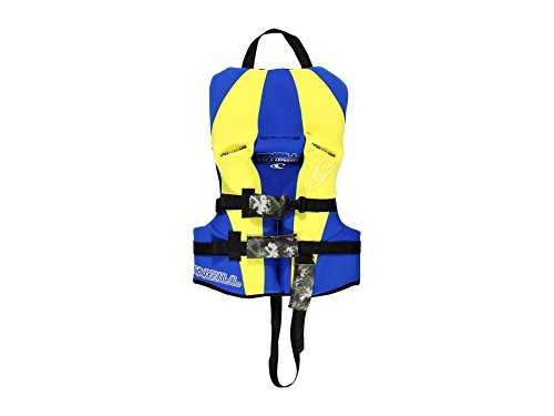 O'Neill Infant USCG Vest (Pacific/Yellow/Pacific)