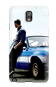 Galaxy Case - Tpu Case Protective For Galaxy Note 3- Paul Walker In Fast Furious