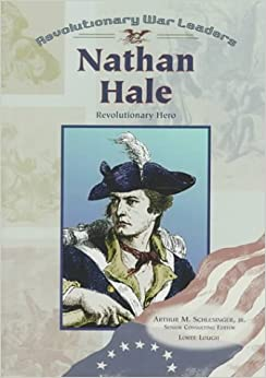 Nathan Hale Revolutionary War