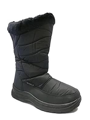 Amazon.com | SkaDoo Womens Winter Snow Cold Weather Boots