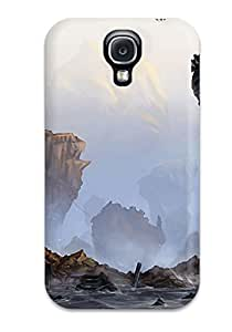 High Quality Artistic Case For Galaxy S4 / Perfect Case