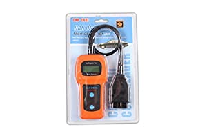 SingPad New U480 CAN-Bus OBDII Car Diagnostic Check Engine Auto Scanner Trouble Code Reader