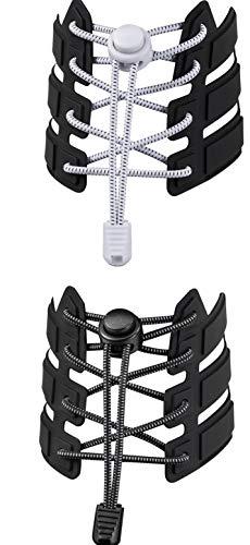 Elastic Shoelaces Runners Sneakers Quick shoelaces