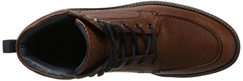 Ecco Mens Aurora Boot Cognac