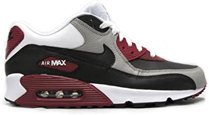 Nike Air Max '90 -Burgundy, Black
