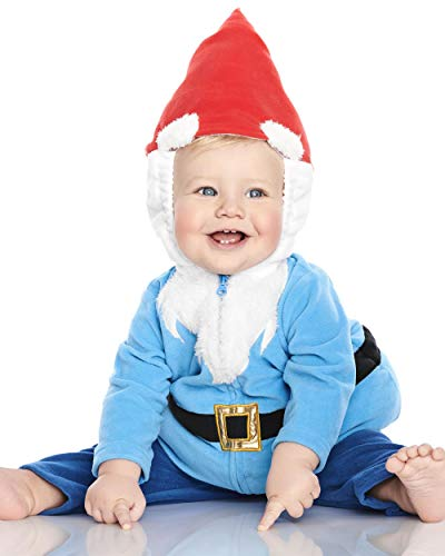 Carter's Baby Boys' Halloween Costume (Gnome, 24 Months)]()