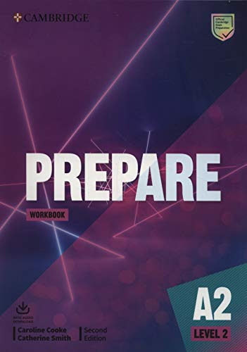 Prepare Level 2 Workbook with Audio Download 2nd Edition (Cambridge English Prepare!) por Caroline Cooke,Catherine. Smith