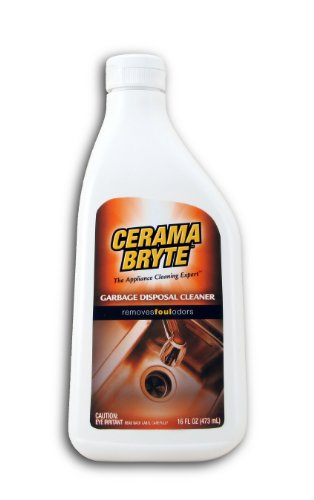 Cerama Bryte Garbage Disposal Cleaner